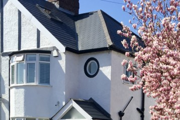 3 bed, semi-detached, chain free